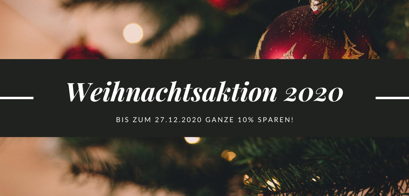 Weihnachtsaktion 2020